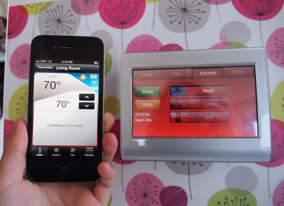 Honeywell-smart-thermostat-iphone-app