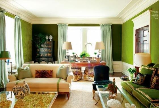 green tory burch house